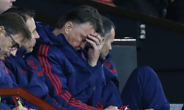 Падение: Ван Гаал е най-слабият мениджър на Юнайтед от 35 г.