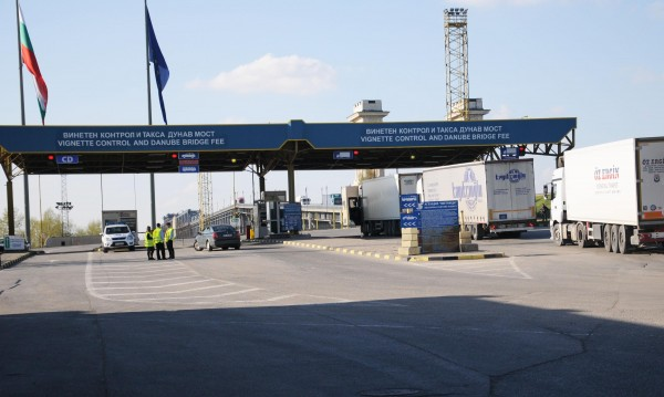 """Румънците подновяват ремонта на """"Дунав мост"""""""