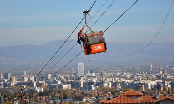Фандъкова да си върне лифта на Витоша, запъна се ДСБ