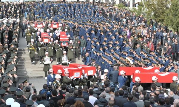 Кюрдска групировка отговорна за атентата в Анкара