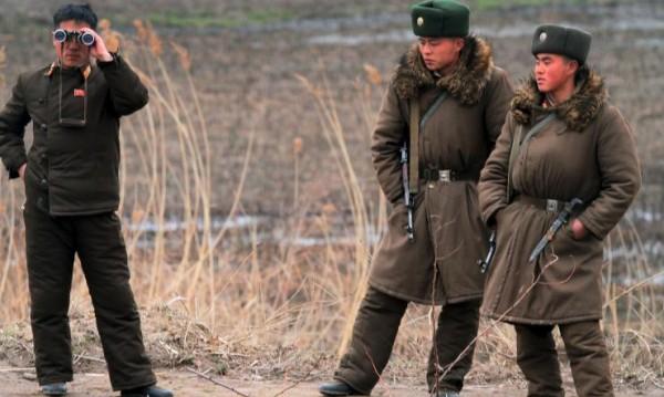Пхенян открил артилерийски огън край границата