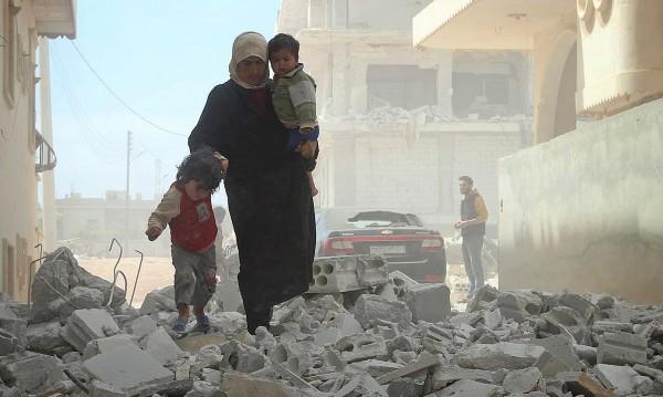 Европа иска край на кървавия ужас над цивилни в Сирия