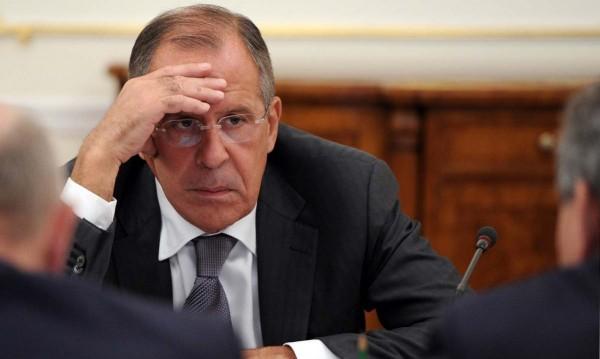 Светът е срещу Русия, отсече Сергей Лавров