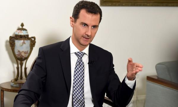 Асад: Ако изпратят военни от Анкара и Рияд, ще са терористи