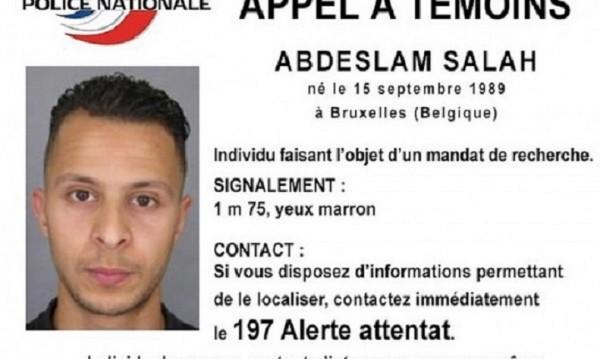 Най-издирваният терорист се крил 20 дни в Брюксел