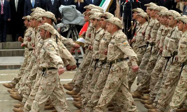 Връщането на казармата е неизбежно, смята Каракачанов