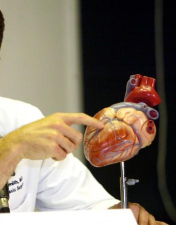 При по-възрастните хора инфарктът протича различно