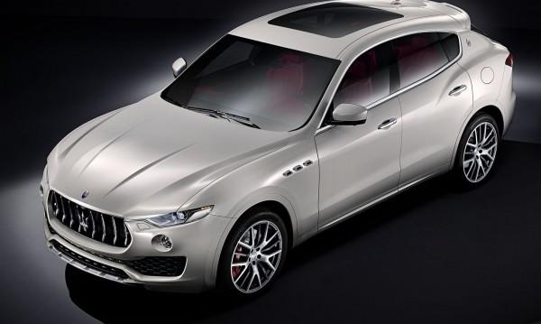 Чакането свърши: Maserati показа кросовъра си