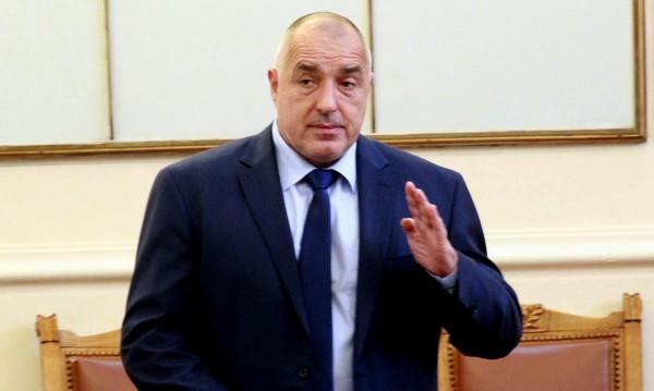 Писмо, куршум и заплахи към Бойко Борисов