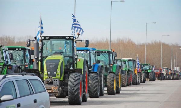 Гръцките фермери твърди: Връщаме се на барикадите