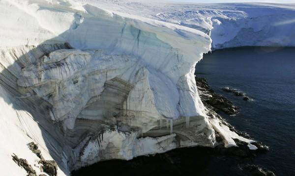 Рекорд на Антарктида: 17,8 градуса