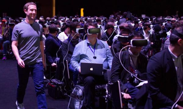 Лордът на виртуалната реалност марширува