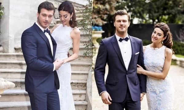 Турската мега звезда Къванч Татлъту се ожени