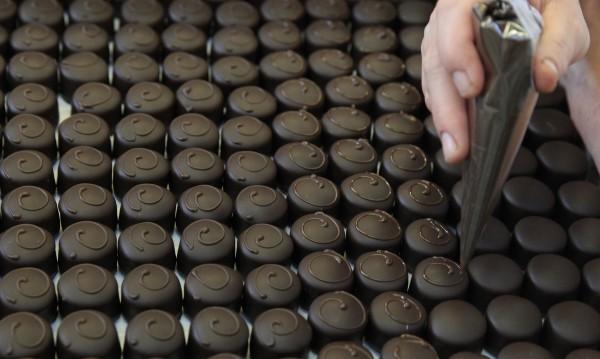 Парченце шоколад за здраве, красота... и удоволствие