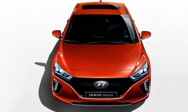 Hyundai показа електрическия Ioniq
