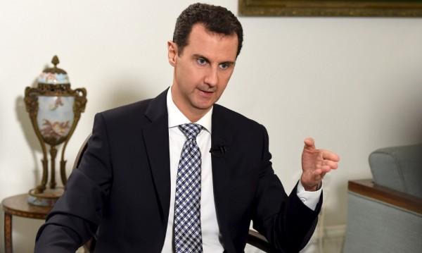 Режимът в Дамаск приема спирането на огъня