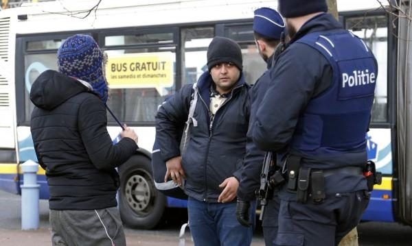 Белгия затвори границата с Франция