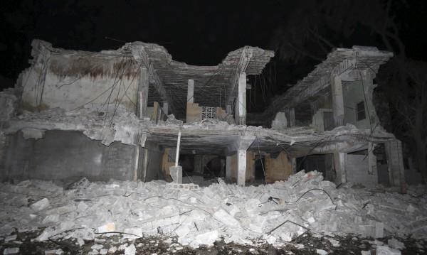 """САЩ нанесе въздушен удар над """"Аш Шабаб"""""""