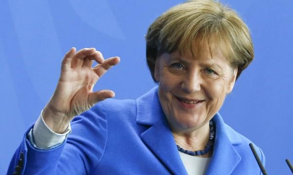 Меркел пак печели подкрепа сред германците
