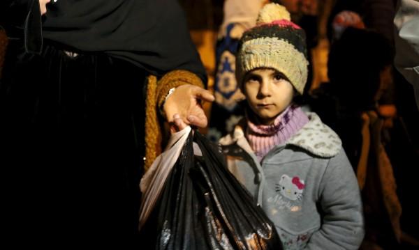 В Сирия вече няма деца. Има само малки възрастни!
