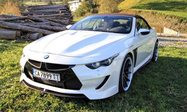 $100 бона за BMW с български дизайн