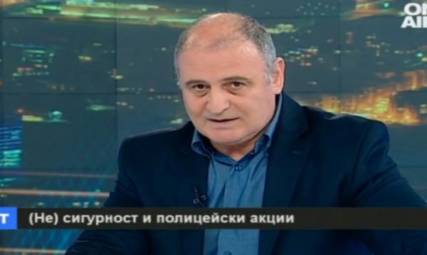 Николай Радулов: Доверието в МВР е ниско!