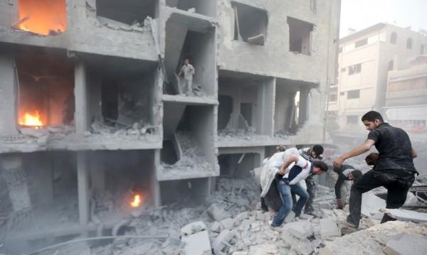 Най-малко 161 химически атаки са извършени в Сирия