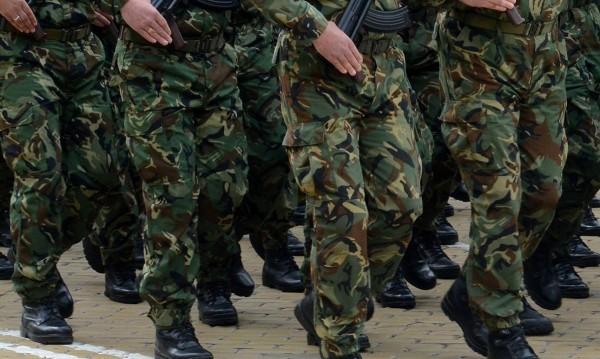 Войска на браздите с Турция, Гърция, Македония и Сърбия