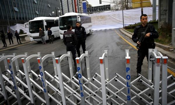 Задържаха четирима за атентата в Анкара