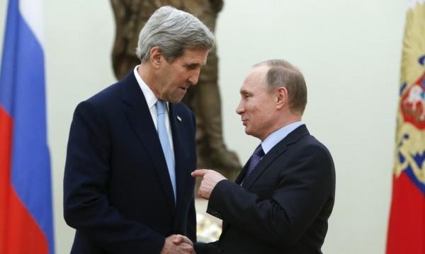 Джон Кери заминава за Русия за разговори с Путин