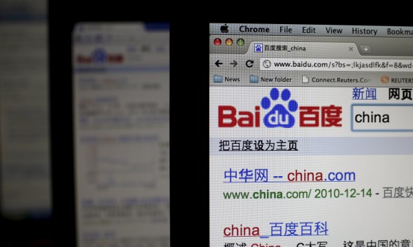Baidu тества самодвижещите си коли в САЩ