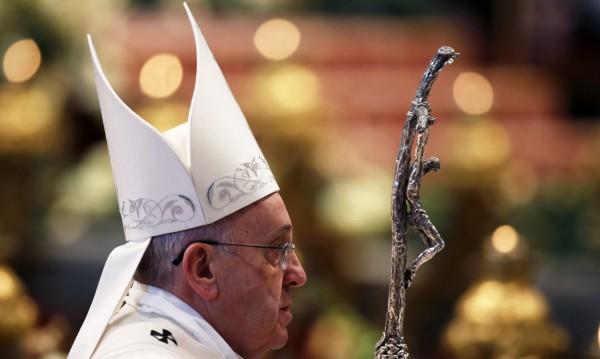 Папа Франциск вече се моли и в Инстаграм