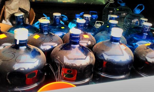 В Горна Оряховица хванаха нелегален алкохол