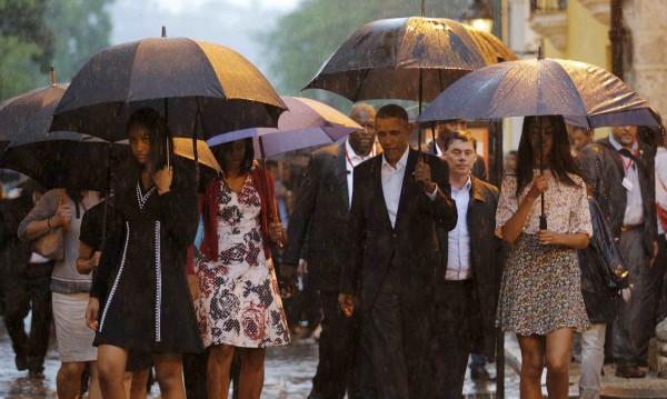 Мечтата на Обама: Американчета и кубинчета си играят заедно