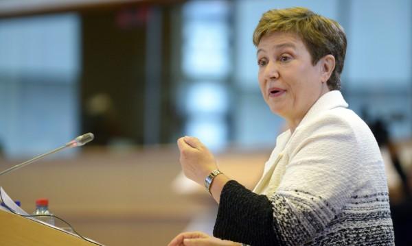 Кристалина Георгиева: Да свикваме да живеем в риск!