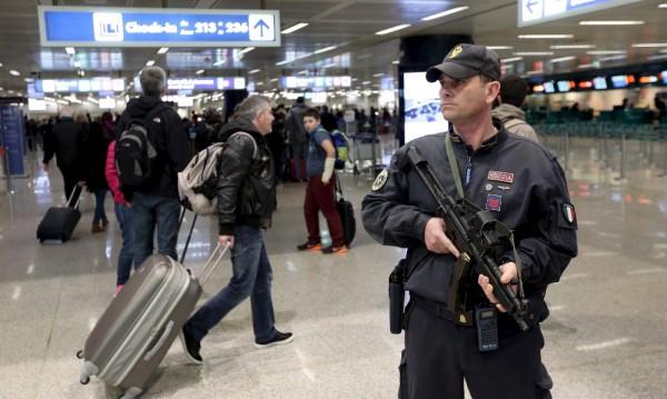 Може ли да се попречи на камикадзе в летище?