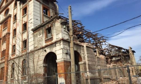 Рашидов възстановява Тютюневия склад в Пловдив