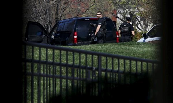 Стрелба в Капитолия: Белият дом е блокиран