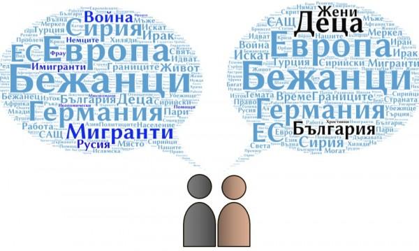 Българинът във Facebook – все по-враждебен към бежанците