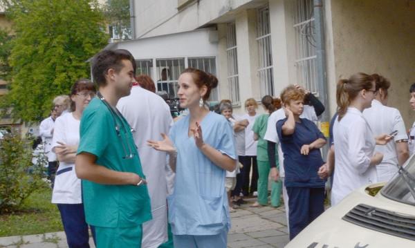 Ефективните лекарски протести продължават