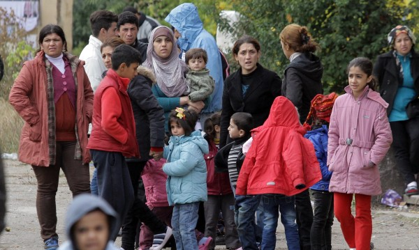 Запълнен е 1/3 от капацитета на Агенцията за бежанците