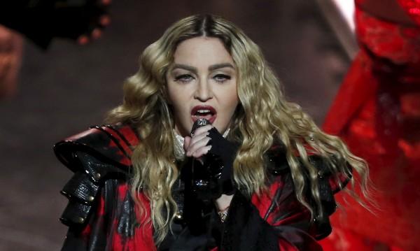 Като на кино: Мадона и синът й Роко се помириха