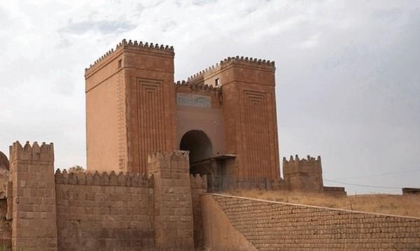 """""""Вратата на Бог"""" – поредният паметник, разрушен от ИД"""