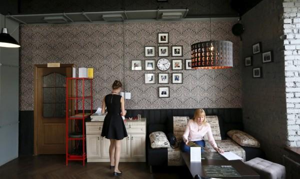 Отвориха кафене, посветено на живота на Путин