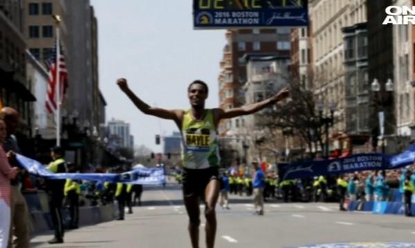 30 000 атлети на Бостънския маратон