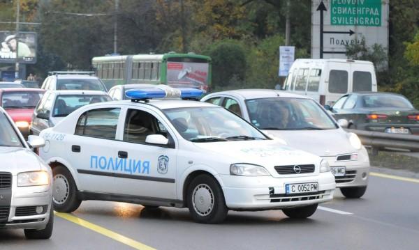 Протест на фенове на ЦСКА затваря центъра на София