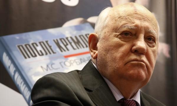 Горбачов: Западът да спре опитите да изолира Русия