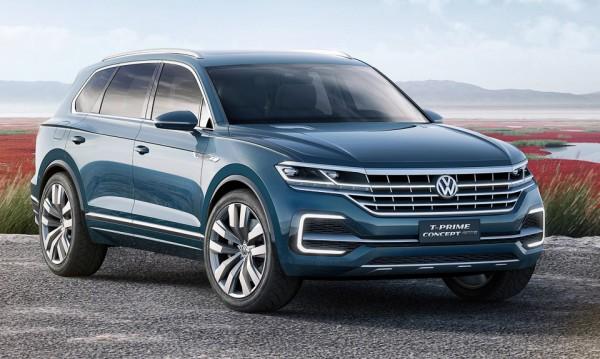 Volkswagen демонстрира следващия си голям SUV
