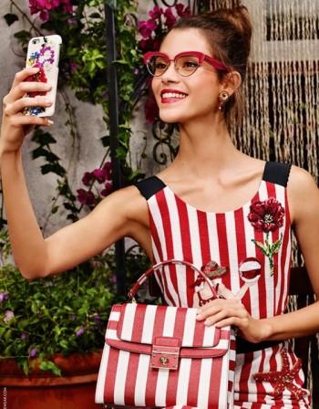 С очилата на Dolce & Gabbana