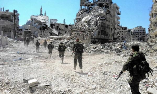 Сирийската армия с поход към Дейр-аз-Зур и Ракка